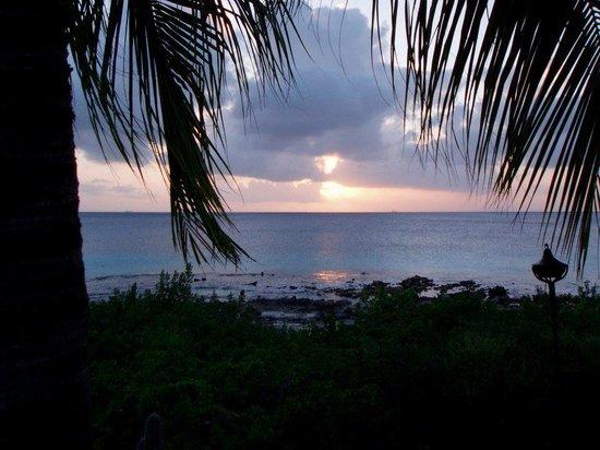 Sabadeco, Bonaire:                   Sunset