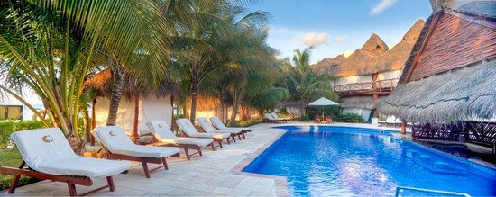 El Dorado Maroma, a Beachfront Resort, by Karisma: Swim Up Bar