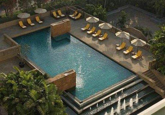 โรงแรมดุสิต ปริ๊นเซส ศรีนครินทร์: Poolview