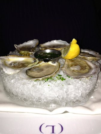 Larkspur:                                     Oysters!
