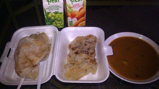 Sheraton Imperial Kuala Lumpur Hotel:                                     breakfast