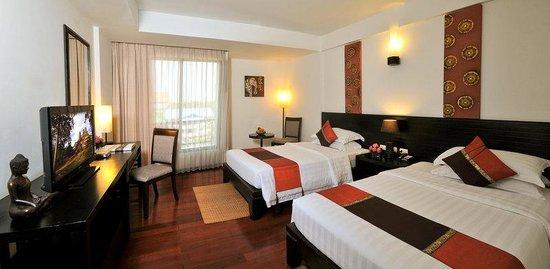 Tara Angkor Hotel: Superior Twin