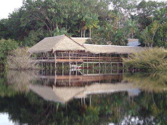 Tariri Amazon Lodge:                   Arrival at Tariri