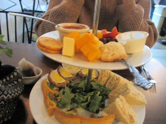 The Secret Tea Room Greensboro Nc