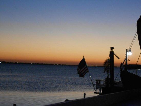 Laguna Bobs :                   Watching the sun set
