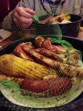 Joe's Crab Shack:                   Classic Steam Pot