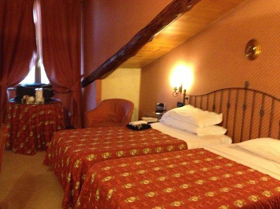 Best Western Plus Hotel Genova:                   Mansarda