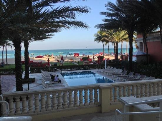 Acqualina Resort & Spa on the Beach :                   gorgeous