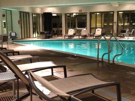 Atlanta Marriott Marquis:                   Pool
