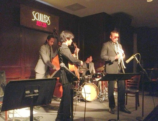 ‪Scullers Jazz Club‬
