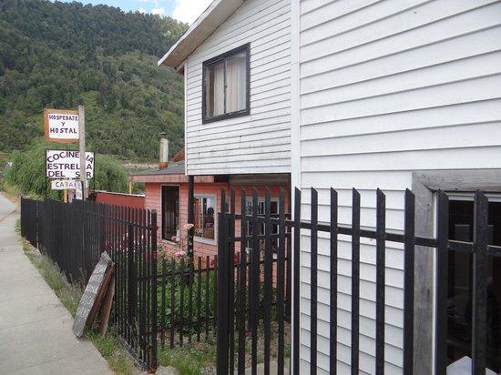 Puyuhuapi, Chile:                   Restaurante