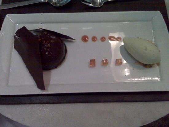 Dessert at The Modern