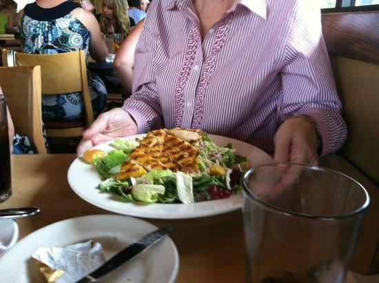 Marigold Cafe & Bakery :                   Chicken salad