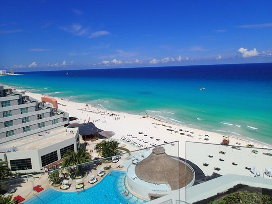 ME Cancun:                   Beautiful View Once Again