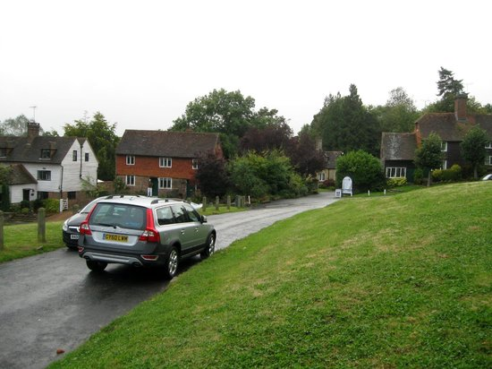 Unique British Day Tours:                   Stop for afternoon tea at another quaint village.