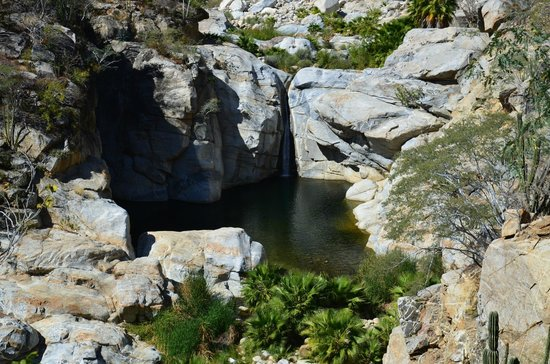Rancho Ecologico Sol de Mayo:                   waterfall