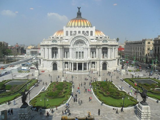 Mexico City, Mexiko: Bellas Artes