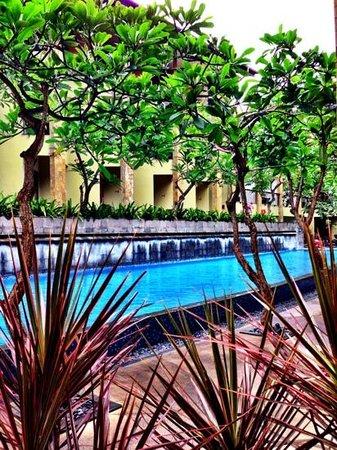 All Seasons Legian Bali:                   swimming pool