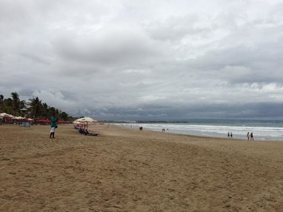 All Seasons Legian Bali:                   nearby legian beach