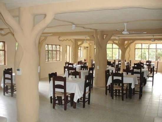 El Carrizal Hotel Spa & Aguas Termales: Restaurant