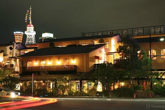 Kobe Harborland :                   神戸ハーバーランド 煉瓦倉庫レストラン