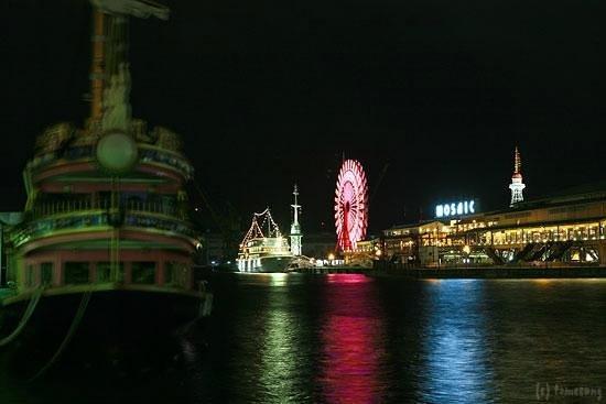 Kobe Harborland :                   神戸ハーバーランド