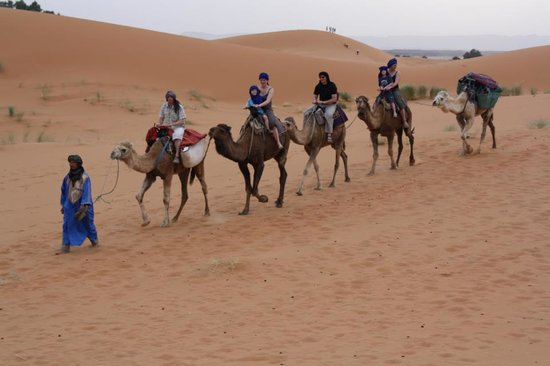 Hassane Merzouga Day Tours