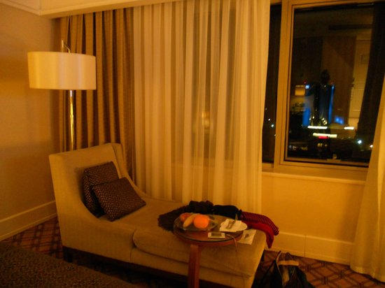 Titanic Port Hotel:                   relax by the window