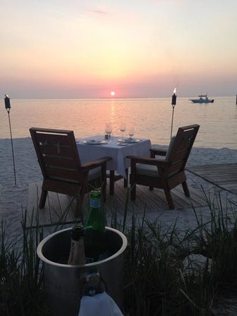 Little Palm Island Resort & Spa, A Noble House Resort :                   subset view