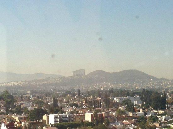 هيلتون جوادالاخارا:                   View from room                 