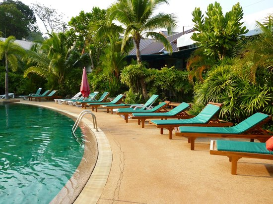 Timber House Resort :                   relaxing place to stay at night