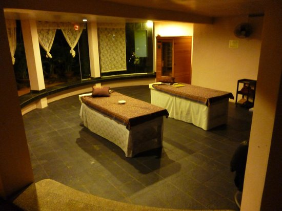 Timber House Resort :                   spa