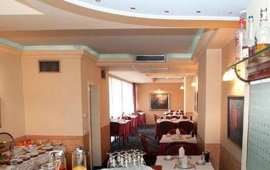 Hotel Glam: Restaurant