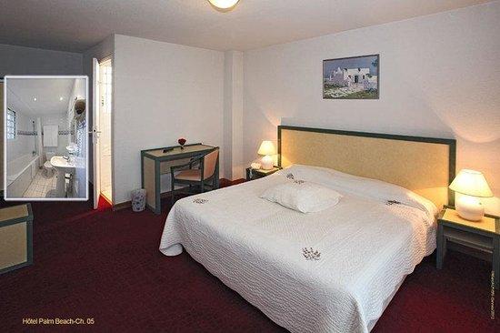 Hotel Palm Beach : Room