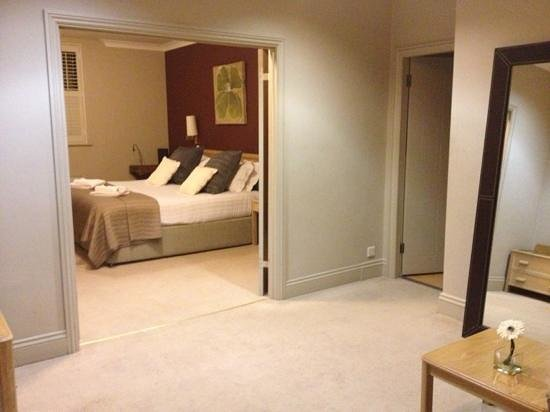 The Rochford Hotel:                   my room no3