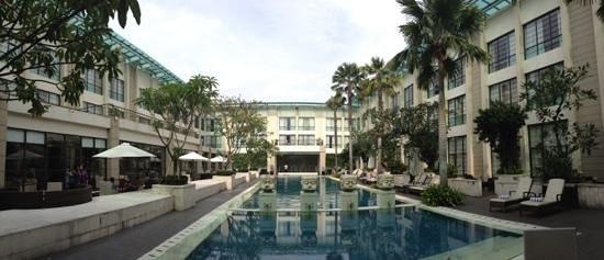 Aryaduta Medan:                   kolam renang keren