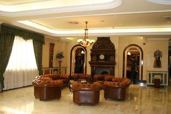 Hotel Infanta Cristina: Interior