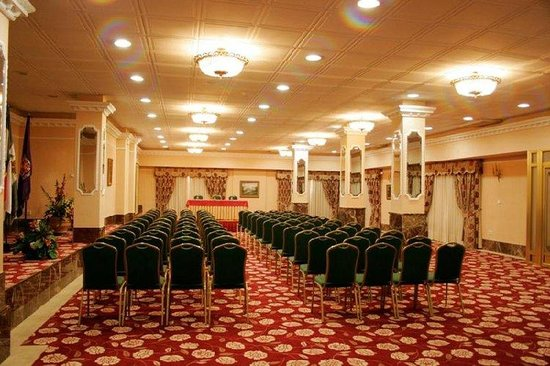 Hotel Infanta Cristina: Meeting Room