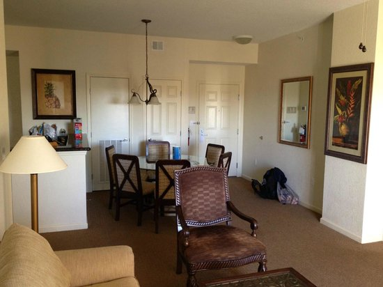 Lake Buena Vista Resort Village & Spa:                   room 5805