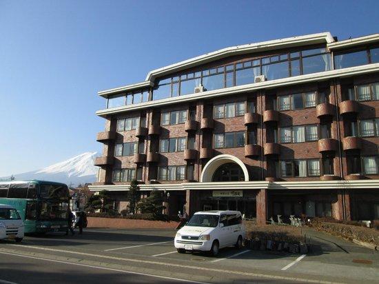 Shiki no Yado Fujisan:                   ホテル