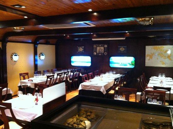 Restaurante Rocxi: comedor
