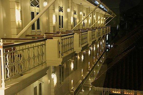 The Phoenix Hotel Yogyakarta - MGallery Collection:                   Balcony