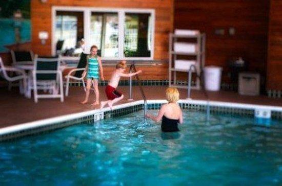 هاي بوينت إن: Swimmingpool