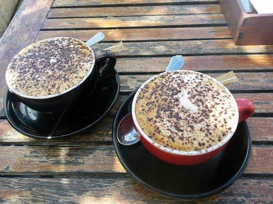 Raffles Hotel:                   Coffee