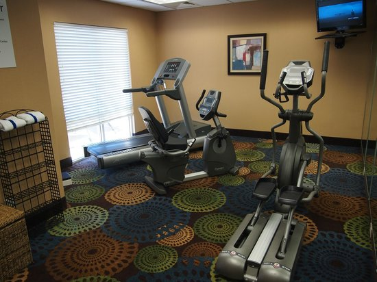 Holiday Inn Express Williamston:                   Exercise Room