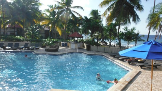 Renaissance St. Croix Carambola Beach Resort & Spa:                                     pool