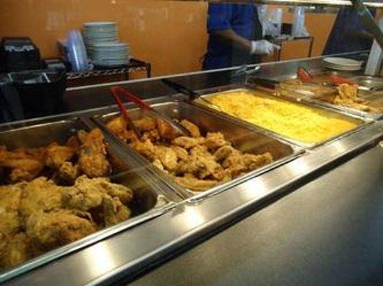 Potter S House Soul Food Bistro Southside Buffet