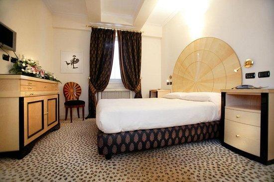 Hotel Gregoriana : Standard double room