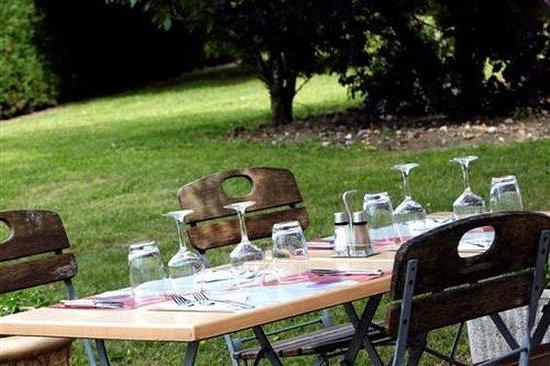 Campanile Montargis - Amilly: Terrace