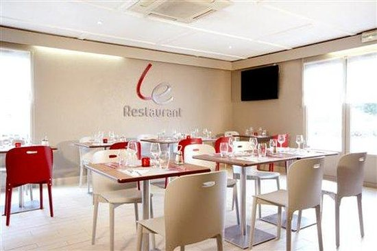 Campanile Evreux : Restaurant
